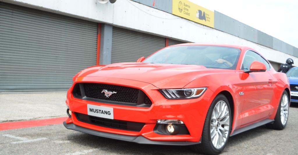 Mustang prueba 1