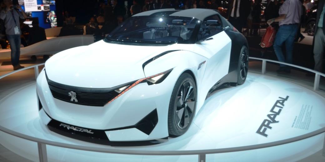 Peugeot Fractal 2