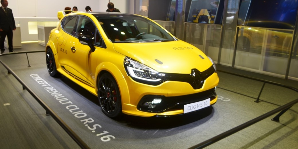 Renault Clio RS 1.6