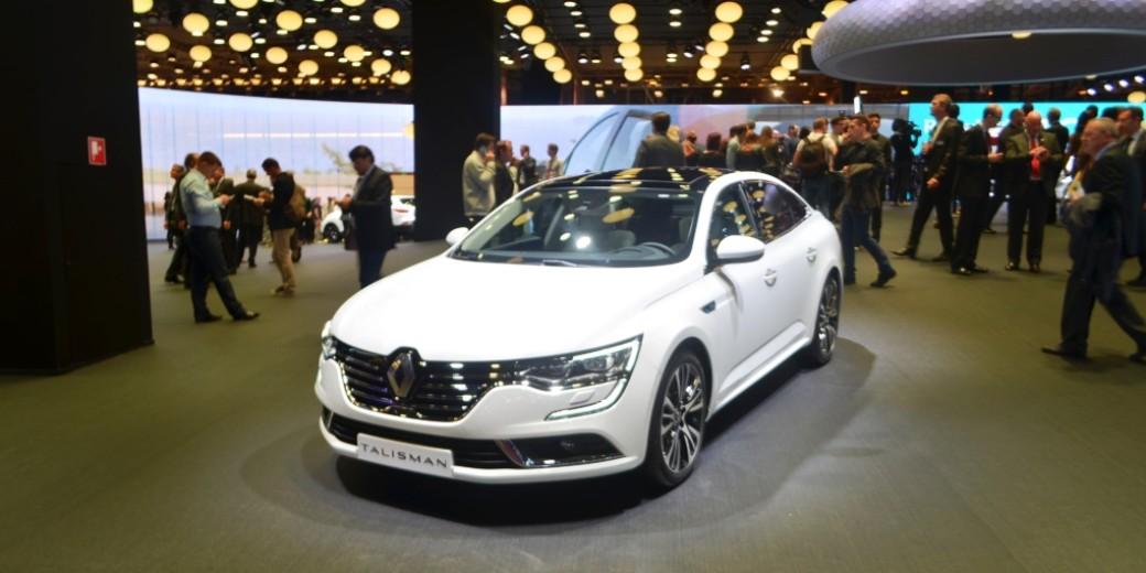 Renault talisma