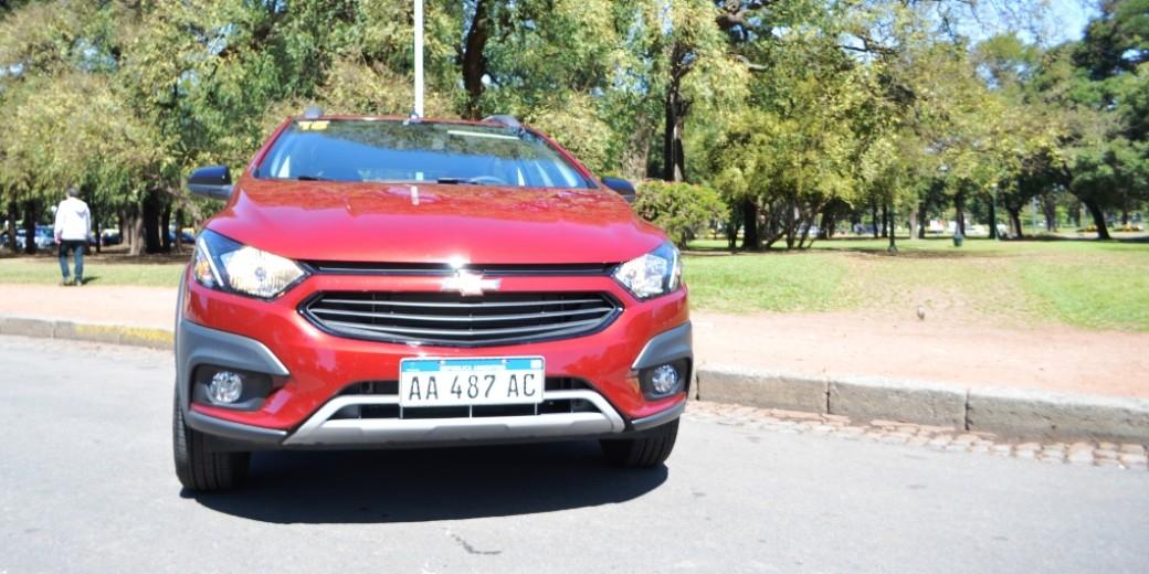 Chevrolet Onix Activ 4