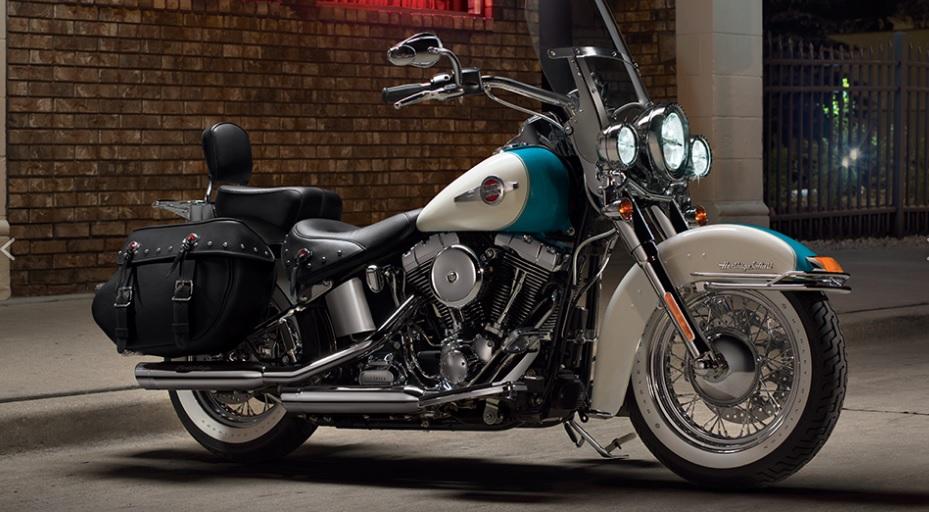 Harley Heritage