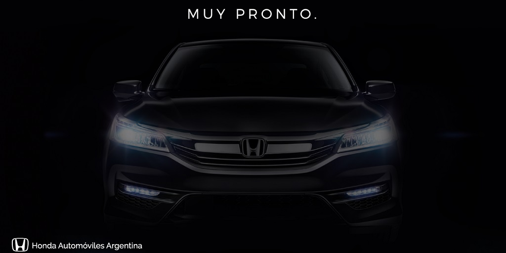 Honda Accord muy pronto