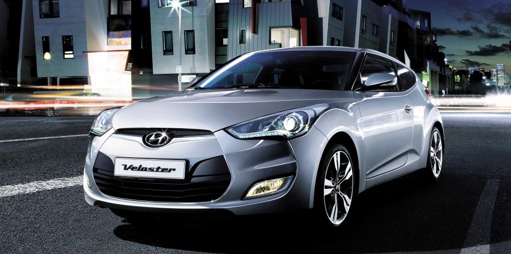 Hyundai Veloster MY2017 frente