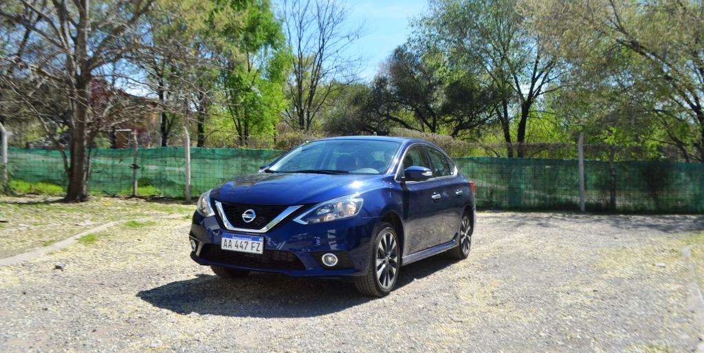 Nissan Sentra dinamica