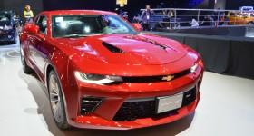 Nuevo Chevrolet Camaro de sexta generación, desde 2017 en nuestro país
