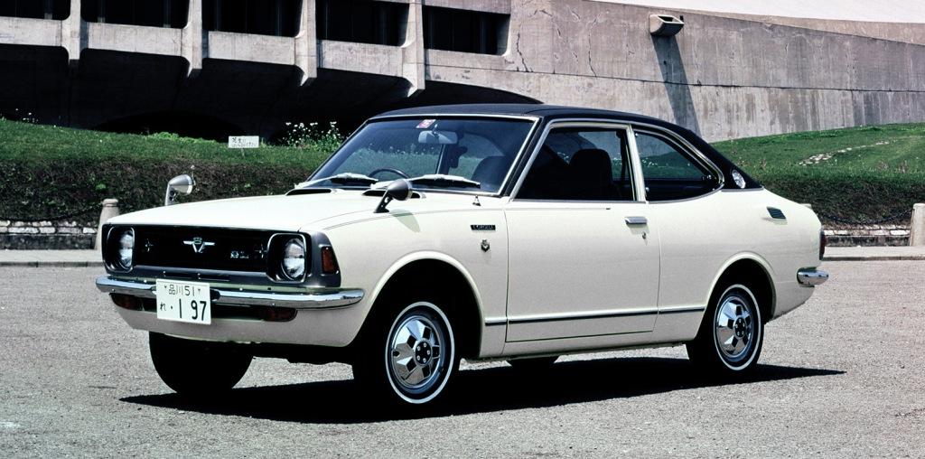 En 1970 se presenta la segunda generación, 10 cm más larga