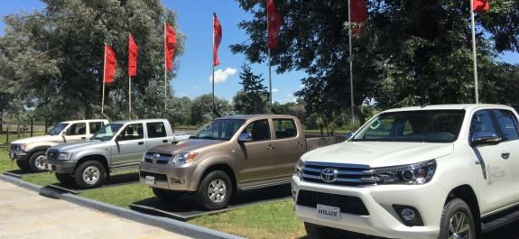 Toyota Hilux 1 millon