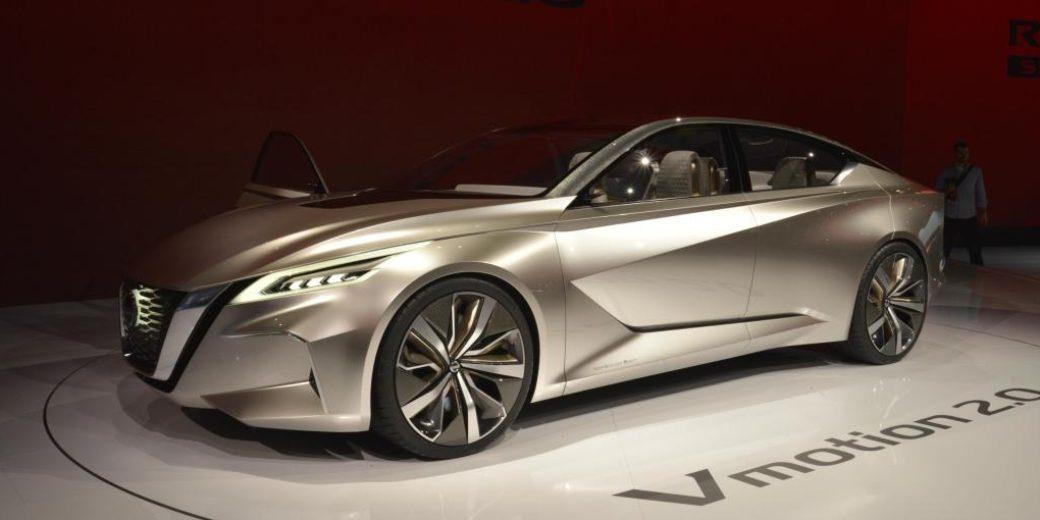 Nissan V motion 2.0
