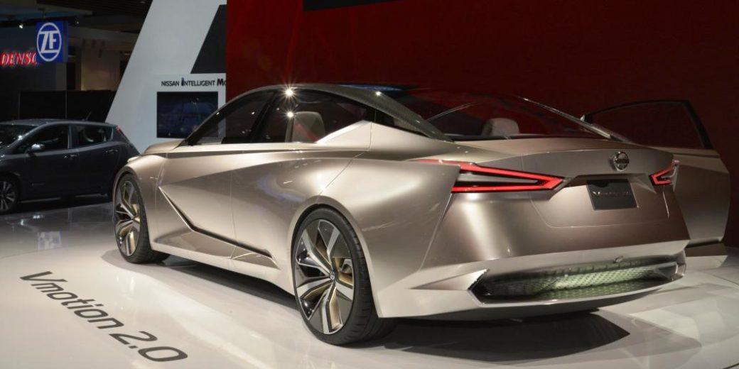 Nissan Vmotion 2.0 3