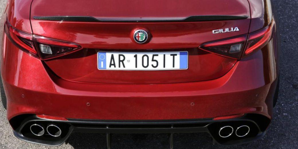 Alfa Romeo Giulia principal