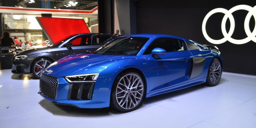 Audi sport 3