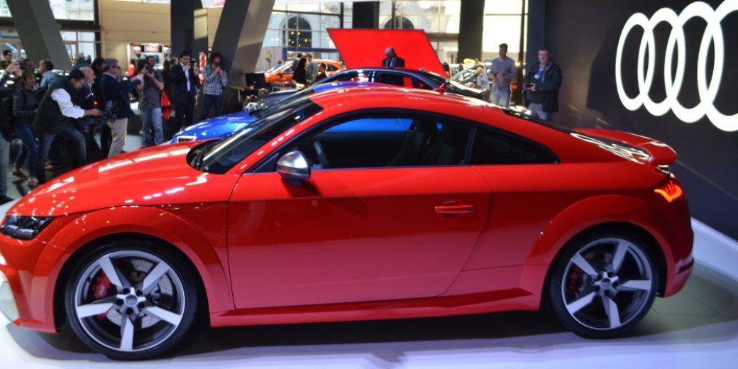 Audi sport 4