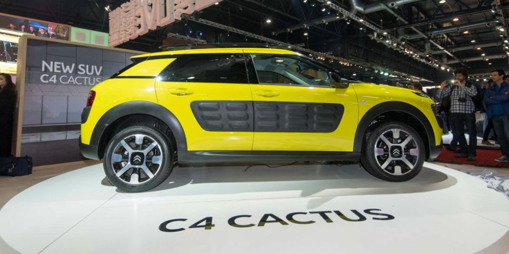 Citroen C4 Cactus 2