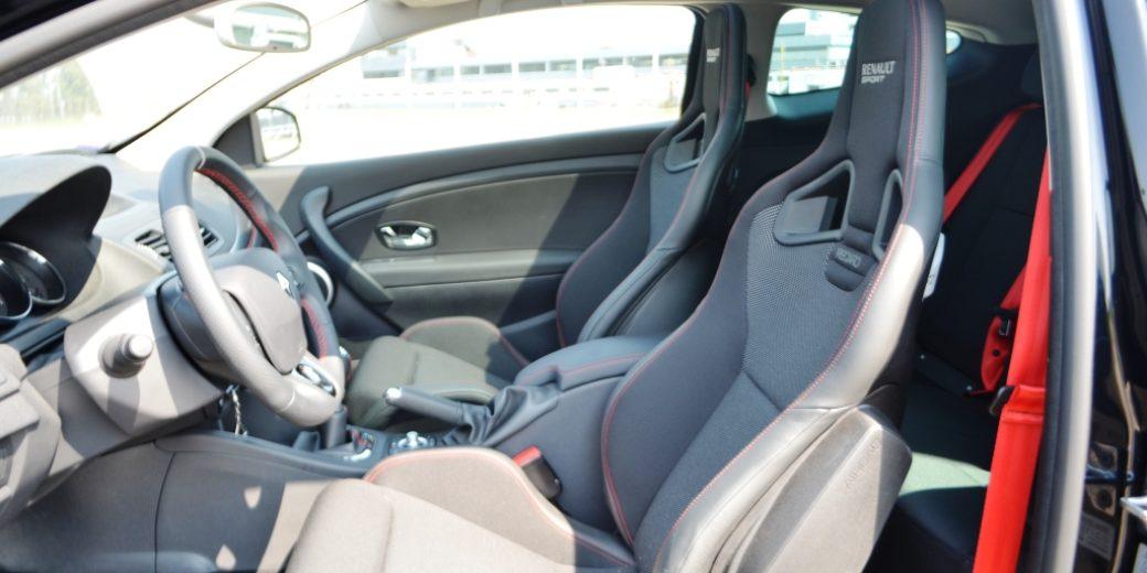 Renault Megane III RS interior 2