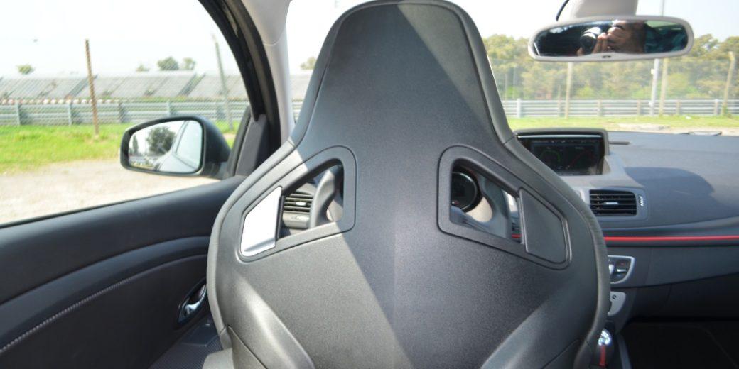 Renault Megane III RS interior 3