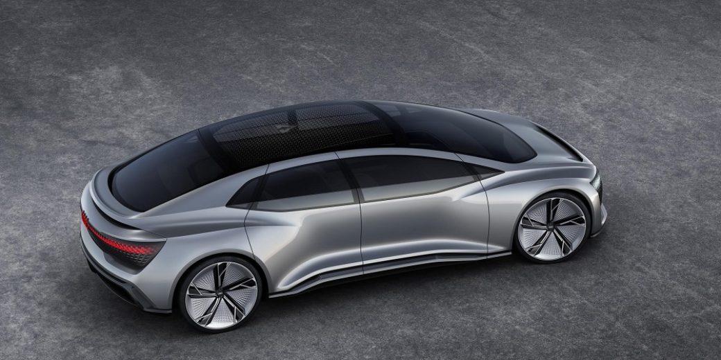 Audi Aicon concept 3