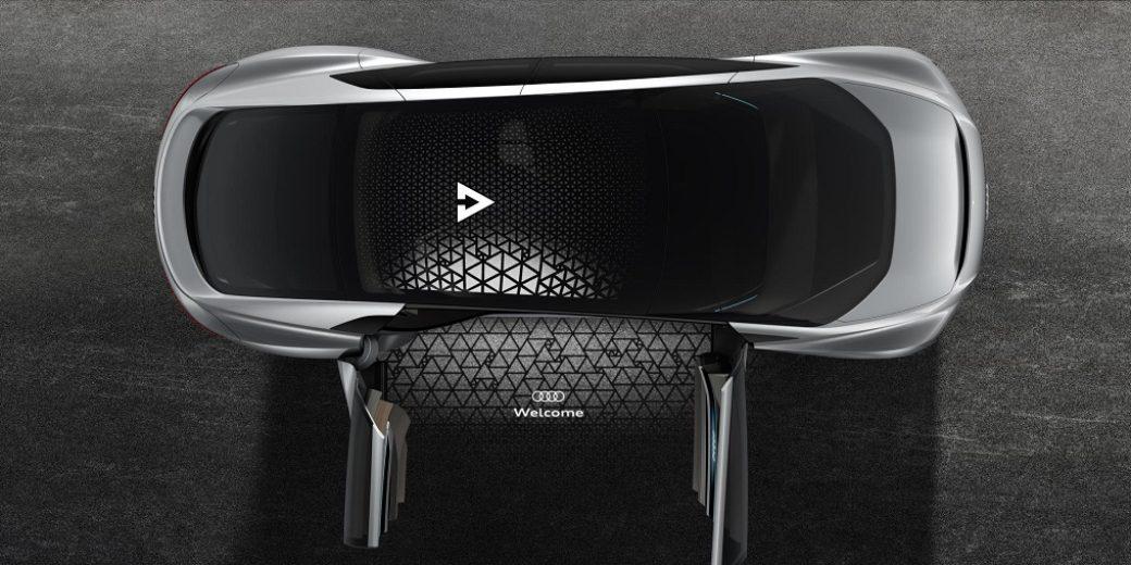 Audi Aicon concept car 2