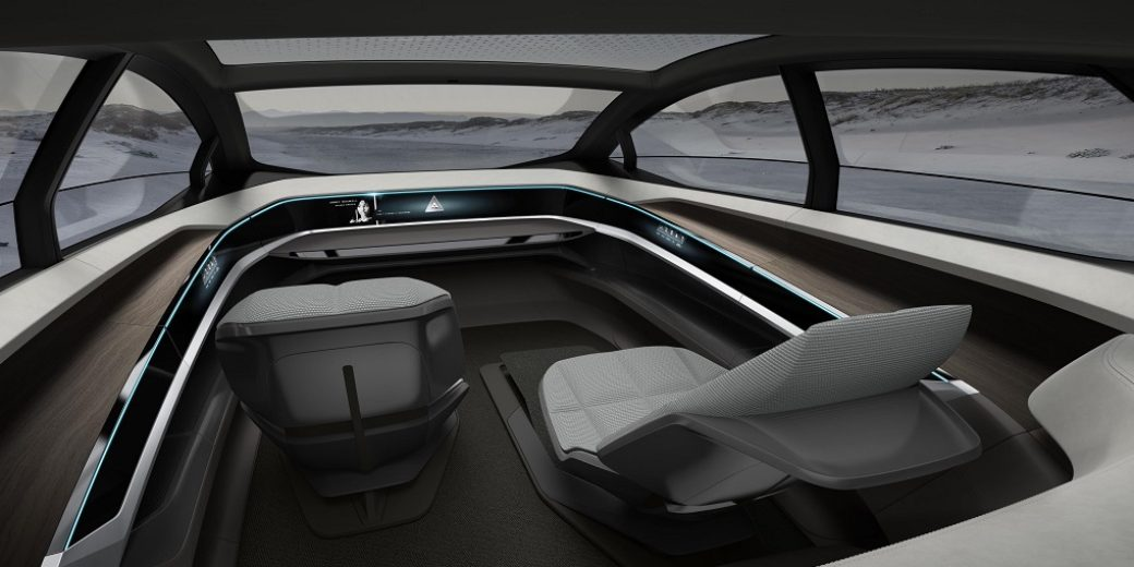 Audi Aicon concept car 4
