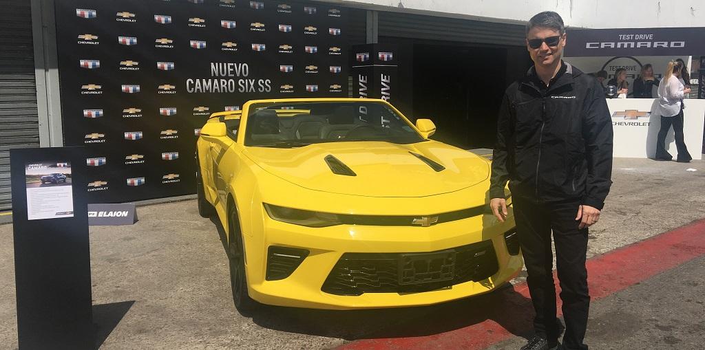 """Chevrolet: """"Camaro compite con Mustang y con los alemanes premium ..."""