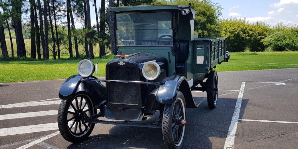 Chevrolet de coleccion 1925
