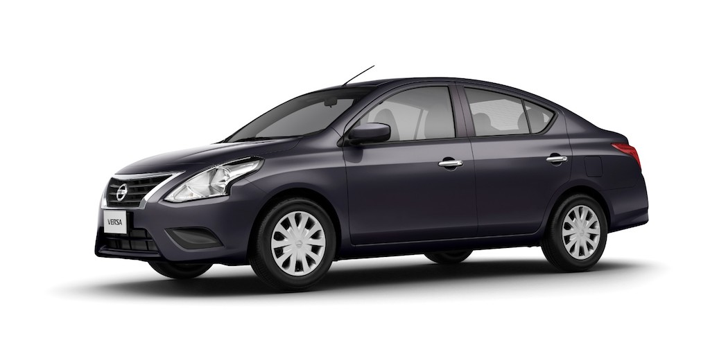 Nissan Versa, ahora con caja AT desde la entrada de gama ...