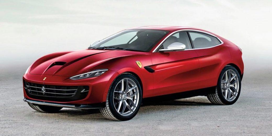 Ferrari SUV 1