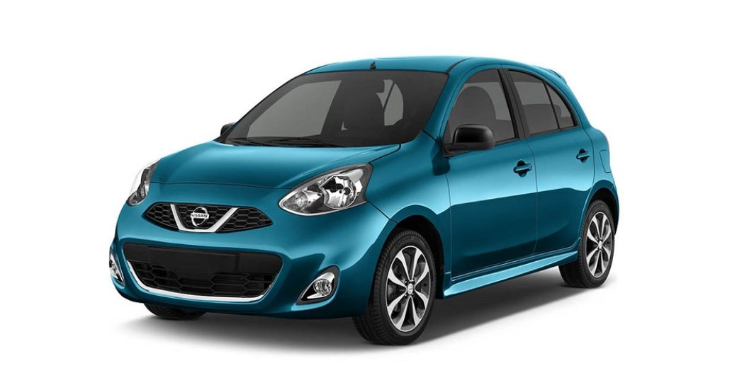 Top 10 – Nissan March