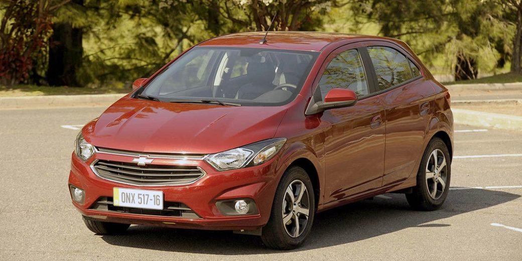 Top 10 – Nuevo Chevrolet Onix