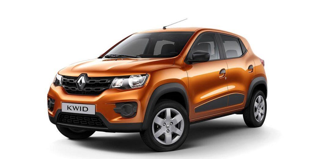 Top 10 – Renault Kwid