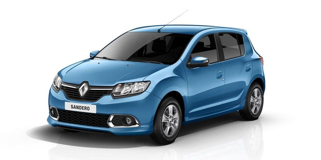 Top 10 – Renault Sandero