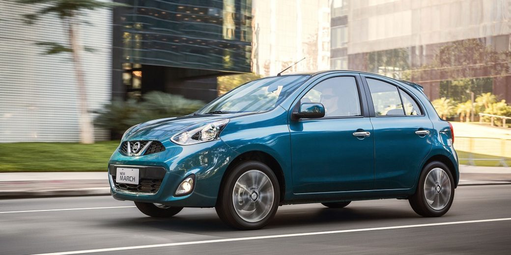 nissan march 2