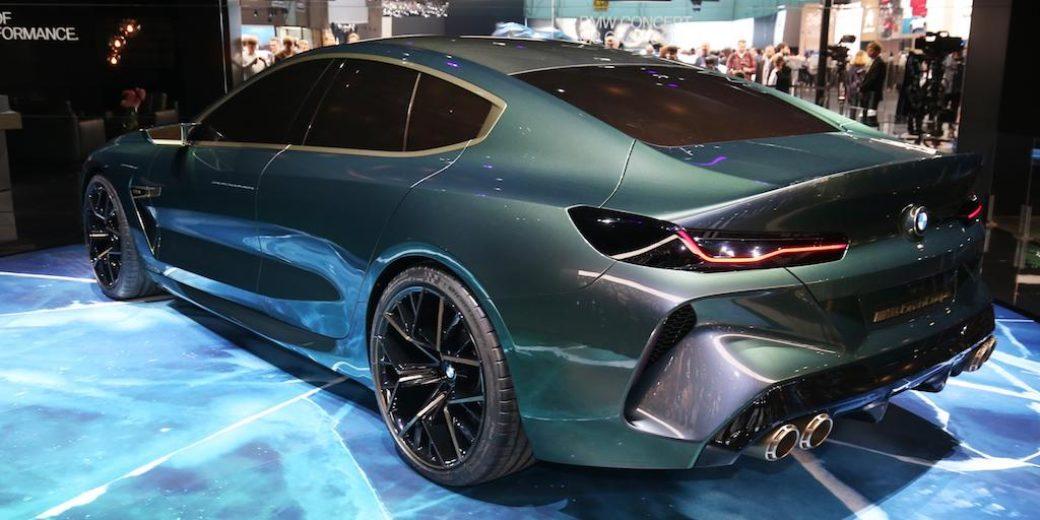 BMW-SERIE 8