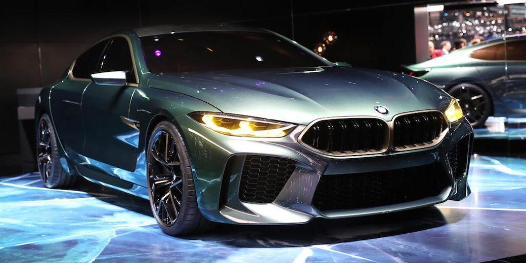 BMW-SERIE 8B