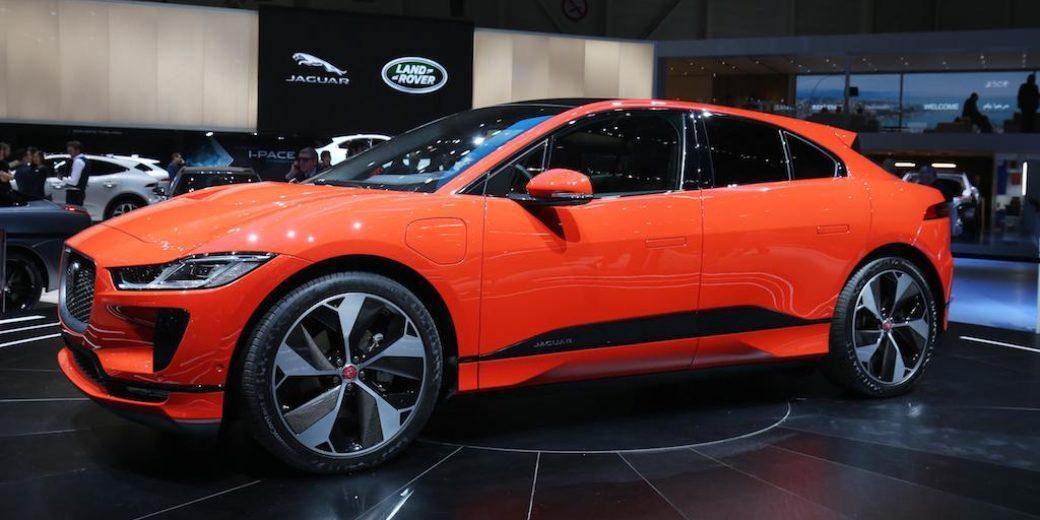 Jaguar I Paceb