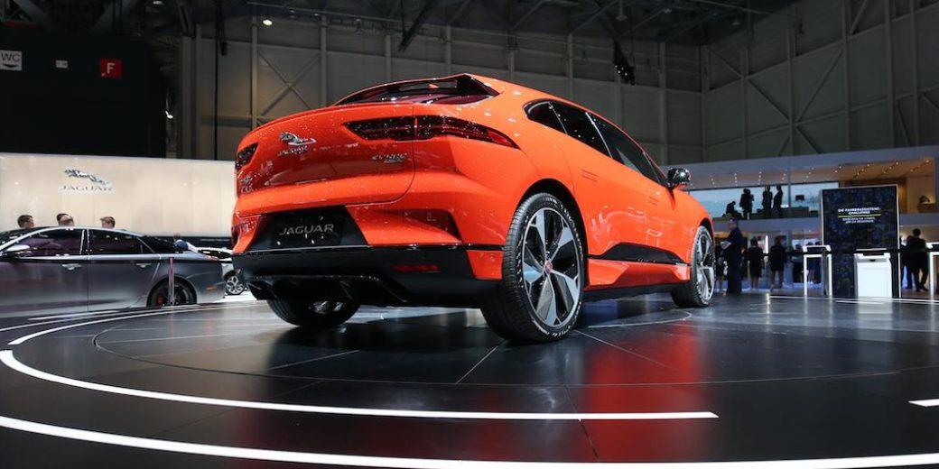 Jaguar I Pacec