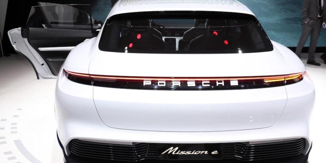 Porsche Mision