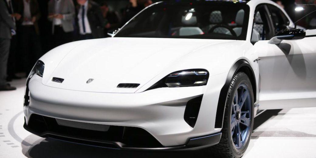 Porsche Misionb