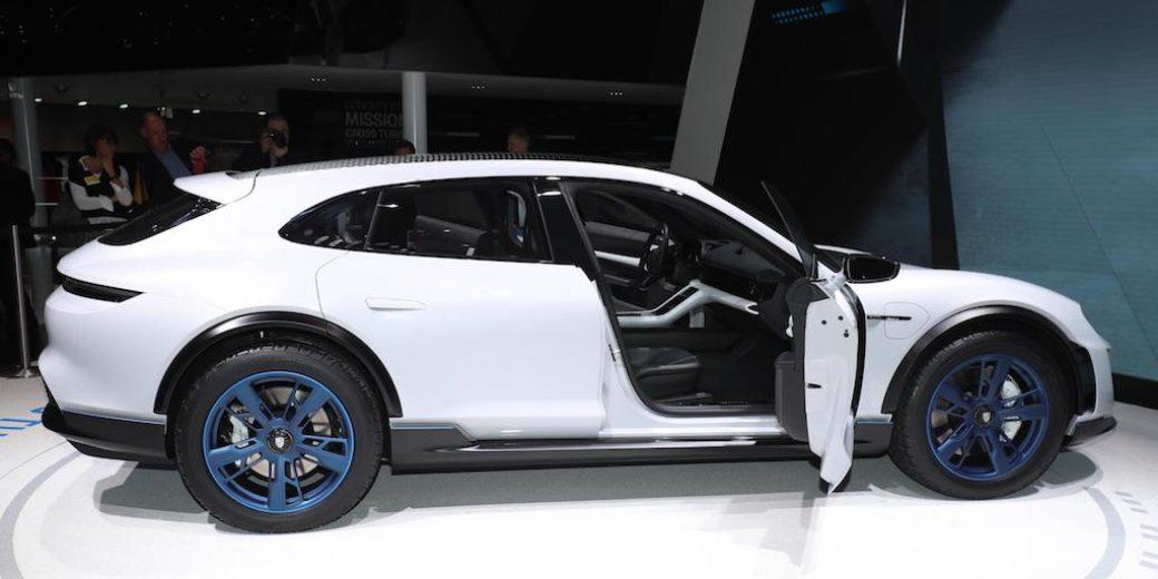 Porsche Misionc
