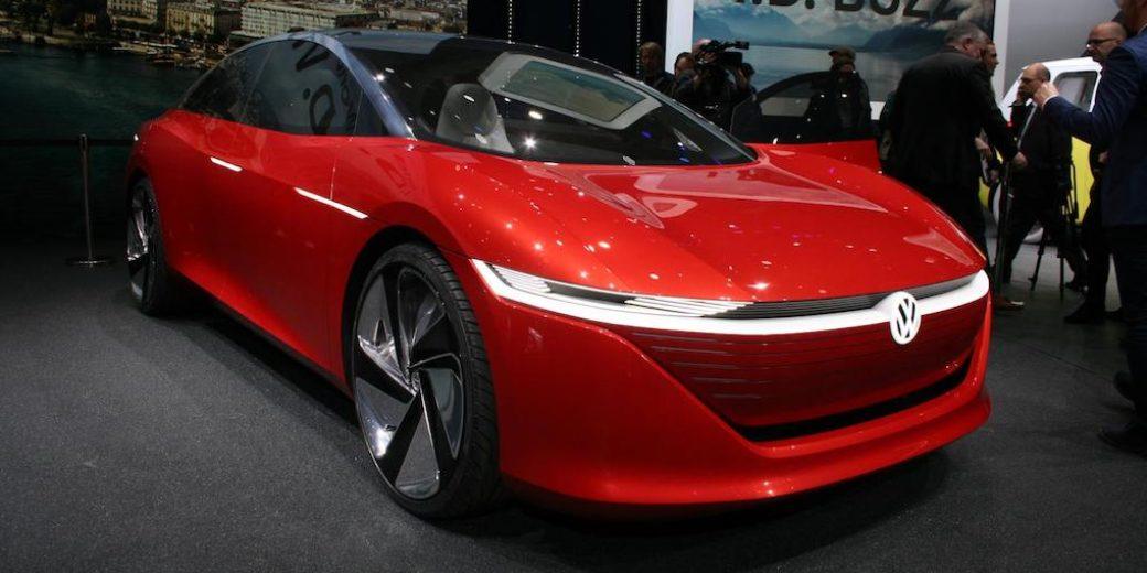 VW Vizzion