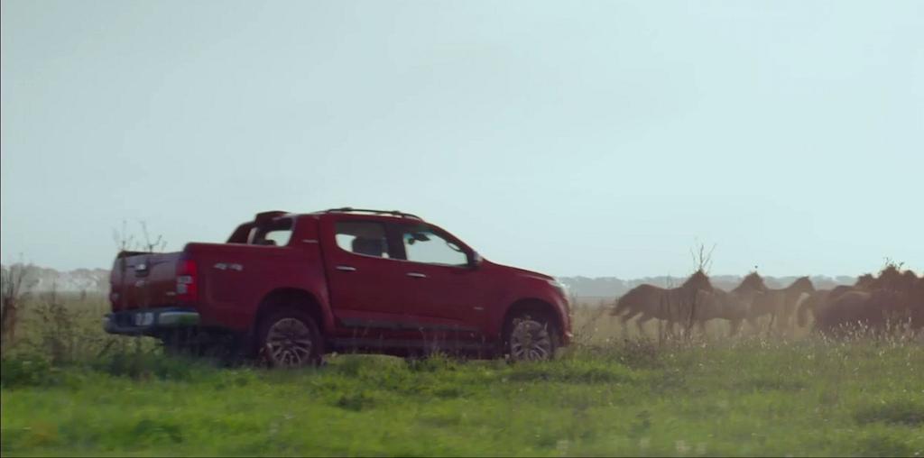 "Chevrolet ""apuntala"" la S10 – Motriz"