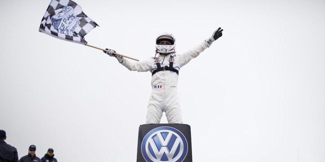 Volkswagen ID R Pikes Peak llegada 2