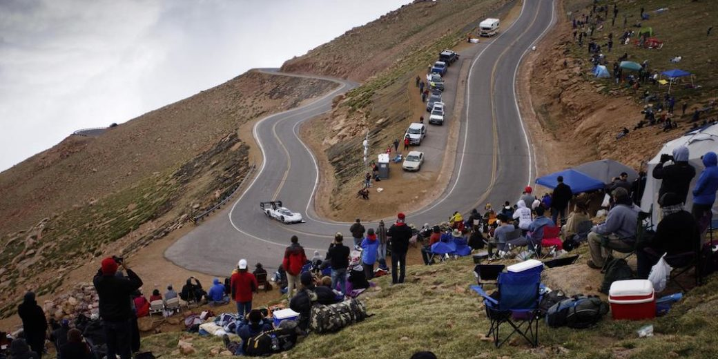 Volkswagen Pikes Peak evento