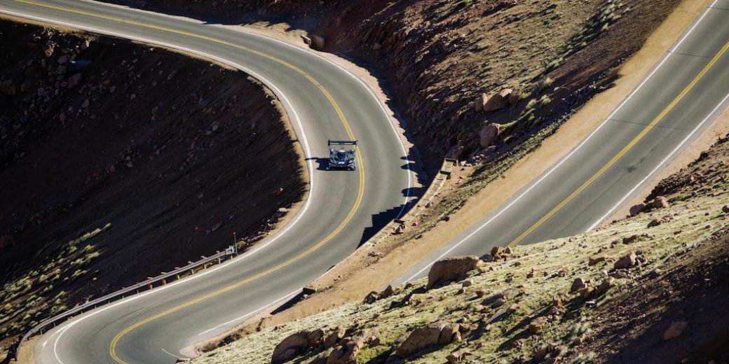 volkswagen i-d-r-pikes-peak (curvas
