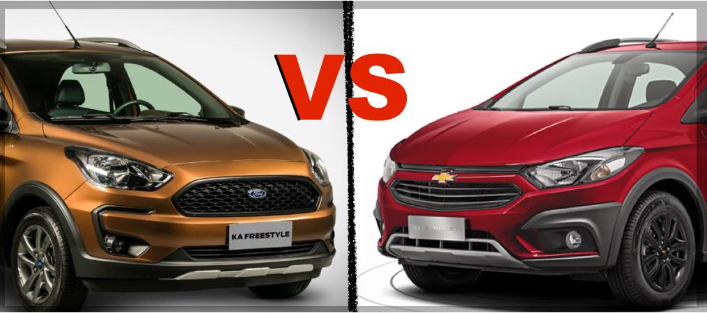El Nuevo Modelo Aventurero De Ford Que Probamos Hace Unos Dias En Brasil Se Enfrentara A La Version Aventurera De Su Gran Riva