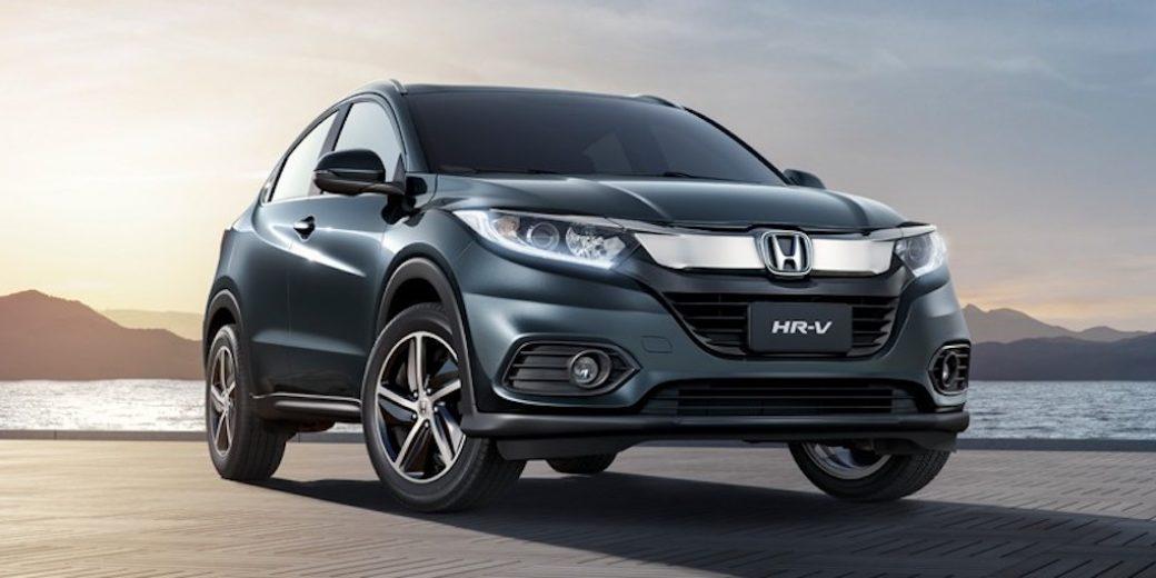 Honda HR-V 1