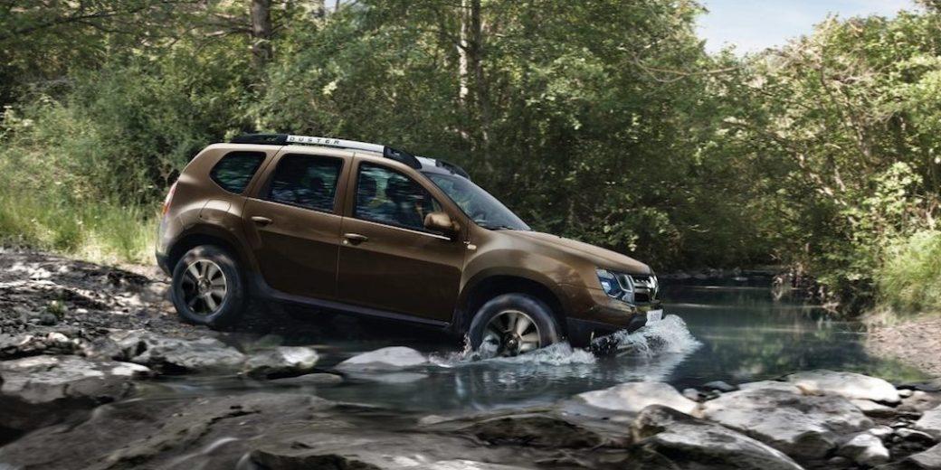 Renault Duster perfil