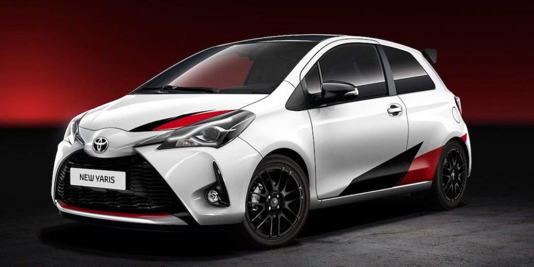 Toyota yaris comun