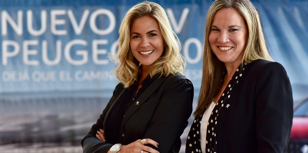 Volvió el programa «Women by Peugeot»