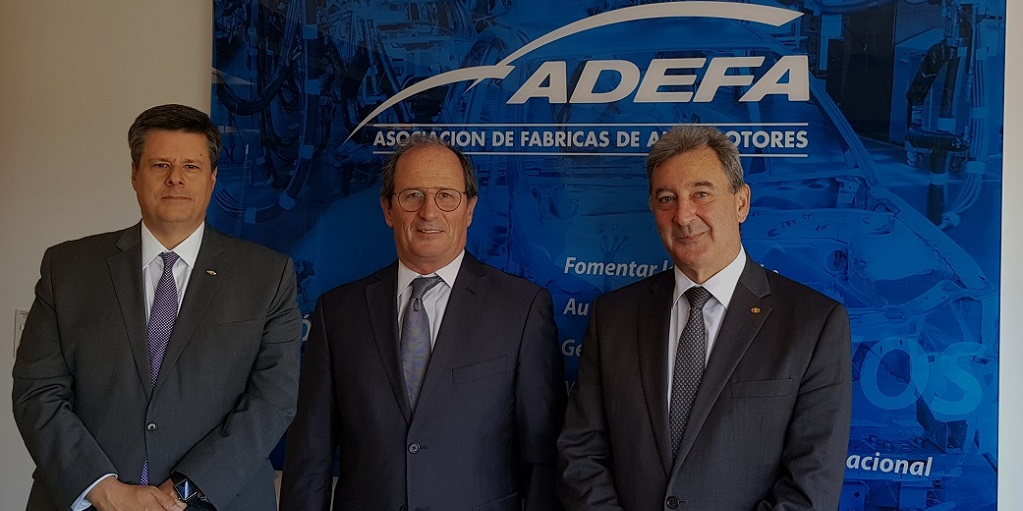 De Ford, General Motors y Toyota: las nuevas autoridades de ADEFA